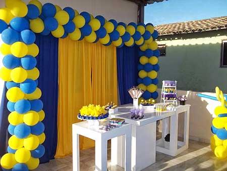 festa decorada