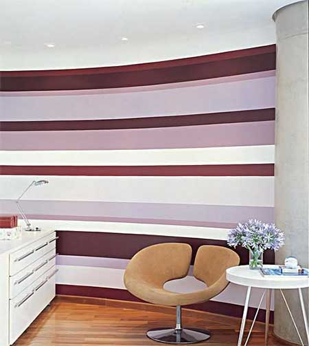 fotos de como decorar paredes