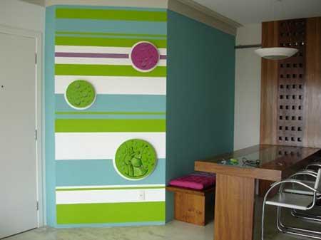 como decorar paredes