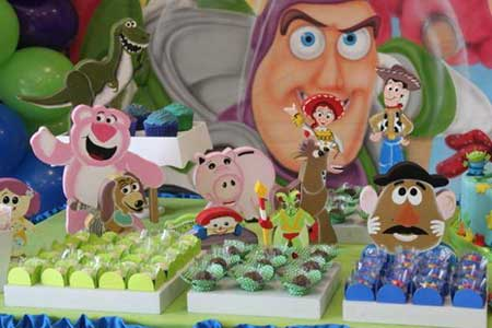 Fotos da Festa Toy Story