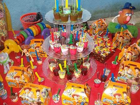 Aniversário Festa Toy Story
