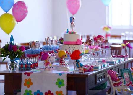 Aniversário Lalaloopsy