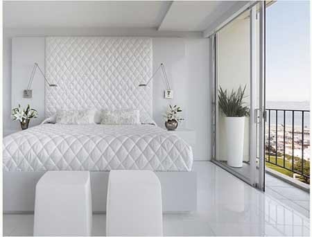 modelos de piso branco