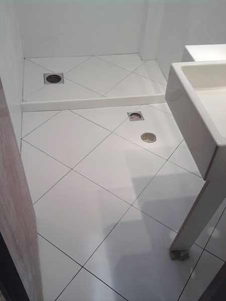 fotos de piso branco