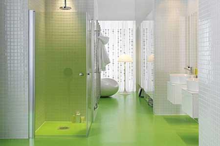 dicas de pisos para banheiros