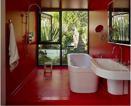 Piso Para Banheiro Na Reforma E Decora 231 227 O Fotos E Modelos
