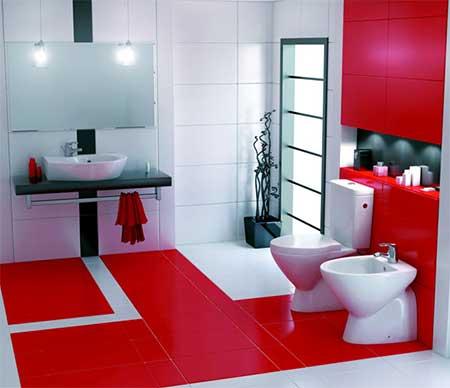 imagens de pisos para banheiros