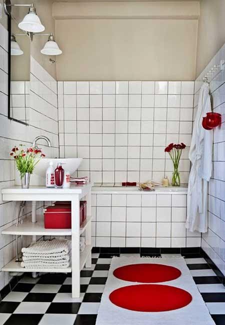 sugestões de pisos para banheiros