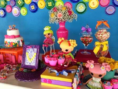 Festa de Aniversário Lalaloopsy