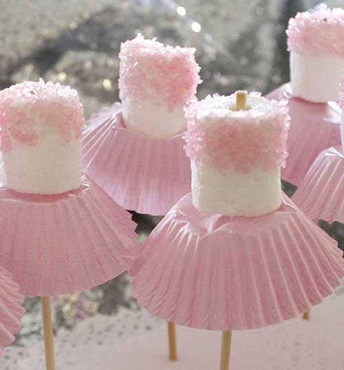 Resultado de imagem para ideias decoração de festa  delicadas e femininas cor de rosa