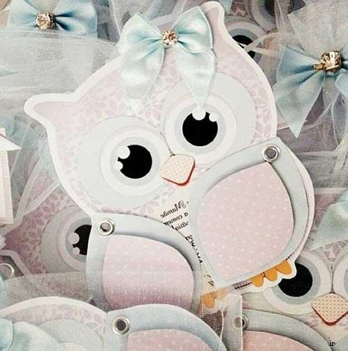 Convites de Chá de Bebê