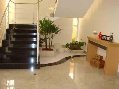 escada jardim embaixo:Como Fazer Jardim Embaixo da Escada (DECORAÇÃO)