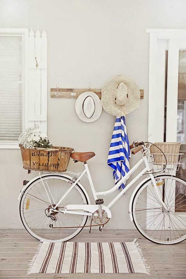decorar com bike